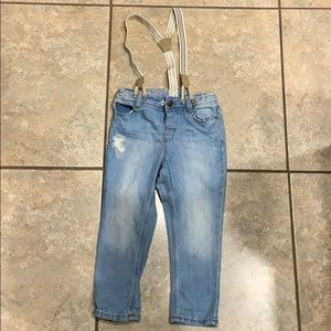 H&M overall Jeans